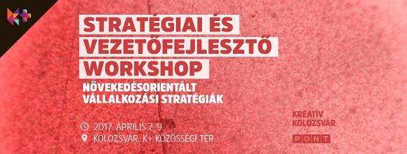 Növekedésorientált vállalkozási stratégiák-Kreatív Kolozsvár (1)