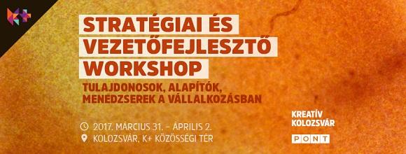 Tulajdonosok, alapítók, menedzserek a vállalkozásban-Kreatív Kolozsvár