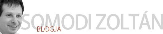 Somodi Zoltán blogja